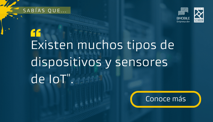 3 consideraciones de la red del Internet of Things | BMobile